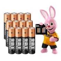 金霸王 DURACELL 碱性电池 7号  12节/卡-12卡/盒-2盒/箱