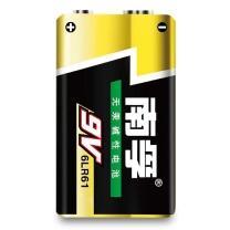 南孚 NANFU 碱性电池 6LR61 9V  1节/卡 (新老包装交替发货)