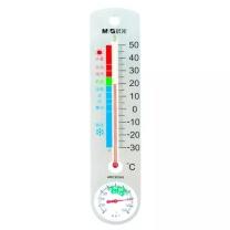 晨光 M&G 温湿度计 ARC92570 (本色) 经典盘式