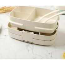 秀 饭盒 CQG1184 21.5*14CM