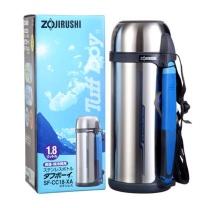 象印 ZOJIRUSHI 附带杯盖不锈钢真空保温壶 SF-CC18-XA 1.8L