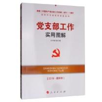 党建书籍 图书 党支部工作实用图解 (彩色)
