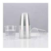 宜洁 一次性水杯硬塑料杯航空杯 Y-9362 180ml 10只/包