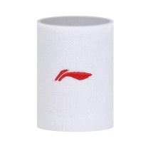 李宁 LI-NING 透气运动护手腕 198-2 (白色) 2只/组