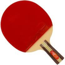 红双喜 DHS 三星级乒乓球拍直拍对拍 3006 2支装