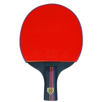 双鱼 三星级乒乓球拍直拍套装 TL-338 2支装