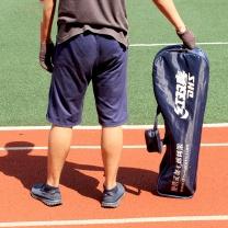 红双喜 DHS 便携式羽毛球网架 DHBX3030 含球网