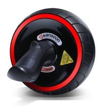 凯速 KANSOON 自动回弹防滑腹肌轮 PR48 (黑色)