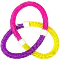 凯速 KANSOON 新一代弹簧健身拉力软式呼啦圈