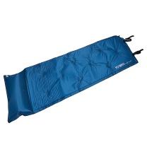 探路者 TOREAD 户外自动充气防潮垫 TEFH80836 (铁蓝灰)
