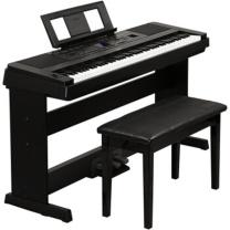 雅马哈 YAMAHA 电钢琴 DGX-660  成人88键重锤儿童考级多功能舞台数码电子钢琴