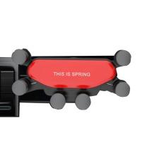 利拓 第三代双向水平动力手机支架 5858 (黑色)