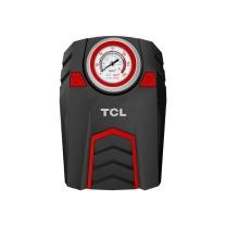 TCL 车载充气泵 汽车打气泵 低音 便携 多功能机械表盘 胎压监测表