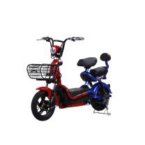 玫瑰之约 卡西欧电动自行车 TDT304Z 1400×620×1020mm