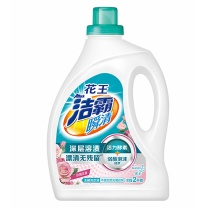 洁霸 superjeeba 玫瑰花香瞬清无磷洗衣液 2kg