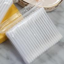 国产 双头塑料杆袋装棉签 90-100根/袋