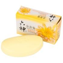 六神 Liushen 六神 除菌香皂 金盏菊 125g