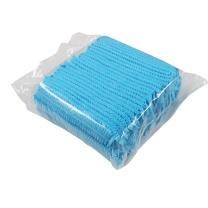 安赛瑞 无纺布防尘帽 39939 100只装 (蓝色)