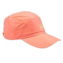 探路者 TOREAD 超轻帽 春夏女士防晒遮阳透气鸭舌帽 可调节户外帽 KELE80419-A36X (绯红)