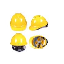 梅思安 MSA 标准型安全帽 10172902 (黄色) (顶部无透气孔)