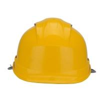 代尔塔 DEITAPLUS 安全帽 102012 (黄色) (顶部带透气孔,下颌带需另配)