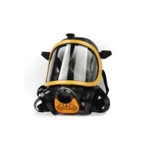 霍尼韦尔 honeywell 防毒面具 1710641  全面罩(不含滤毒盒及滤棉)