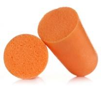 3M 防噪声弹性耳塞 1100 (橙色)