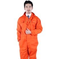 鑫磊 连体服 LT007 (橘红)