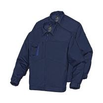 代尔塔 DEITAPLUS 耐磨电焊工作服 405108 XL (藏青色)