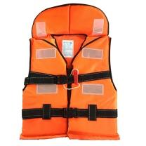 安赛瑞 国标带领式救生衣(绑腿款)抢险救灾救生衣 防汛抗洪救生马甲 漂流浮潜救生背心 21650