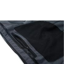 雷克兰 冲锋衣防寒防风登山滑雪服 (不含内胆) PR10 M (灰色) PR10 M (灰色)