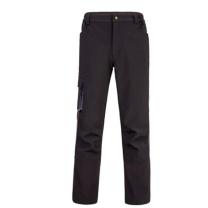 雷克兰 户外摇粒防寒裤防风保暖裤棉裤 P601 L (黑色) P601 L (黑色)