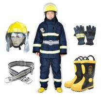 浙安 加厚防水型阻燃防护服套装 02款 五件套