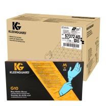 金佰利 Kimberly-Clark 一次性丁腈手套 57372 中号 24cm (蓝色)