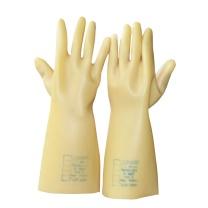 代尔塔 207002 10kv 天然乳胶 绝缘手套 单位:付