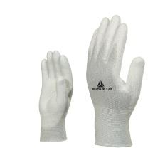 代尔塔 201790 防滑耐磨贴手pu涂胶浸胶 防静电手套 单位:付