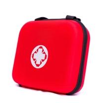 朗固 肩挂式急救包 C90552003 (红) 肩挂式