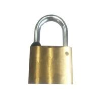 晨潞电子 铜锁 CLU-S02 35*17*26mm (黄铜色)