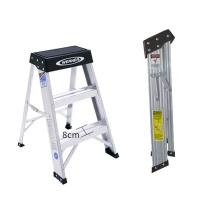 稳耐 铝合金梯凳 150BCN 610*420*130 (银色) 1台/装