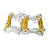 朗固 软梯 C21516002 (黄) 尼龙绳Φ18;圆型横档管,适用