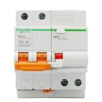 施耐德 Schneider 漏电保护断路器 EA9RN2C6330C 2P C32A