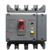 德力西 漏电塑壳断路器 CDM3L-200A,4P