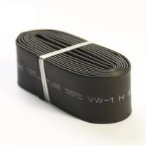 沃尔 无卤热缩管(H管) 18mm (黑色) 100米/盘