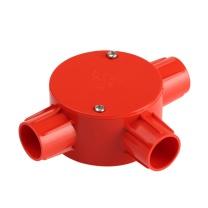 公元 电线套管三通 D16 (红色)