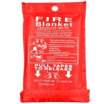伏兴 家用灭火毯防火毯 火灾应急逃生救急毯子 FX568 1.5m*1.5m
