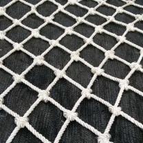 安赛瑞 尼龙绳安全网 12530 Φ5mm 3×2m
