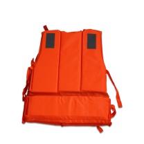 安赛瑞 国标救生衣 14511 (均码)高密度聚乙烯发泡材质  配口哨及反光片
