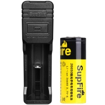 神火 SupFire 强光手电筒 L6 10瓦