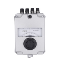 梅格牌 接地电阻表 ZC-8(10~100~1000Ω) 170×110×164mm
