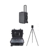 海康威视 HIKVISION 便携式测温套装 iDS-MDH001-C/GLE(TB)  包含双传感测温仪、工业专用三防平板等
